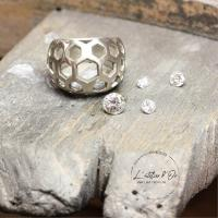 Zoom sur le diamant «éthique» par l'Atelier d'Or